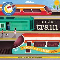 On The Train - Carron Brown