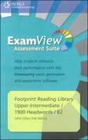 FOOTPRINT READERS LIBRARY Level 1900 EXAMVIEW SUITE CD-ROM