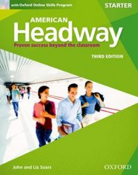 American Headway Starter Student´s Book with Online Skills Program (3rd)