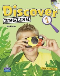 Discover English CE 1 Workbook - Kate Wakeman