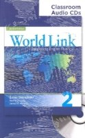 WORLD LINK Second Edition 2 CLASSROOM AUDIO CD