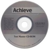 ACHIEVE 1-3 TEST MASTER CD-ROM