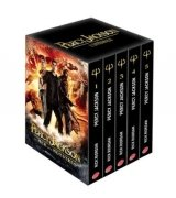 Percy Jackson coffret 1-5