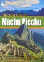 FOOTPRINT READERS LIBRARY Level 800 - THE LOST CITY OF MACHU PICCHU + MultiDVD Pack