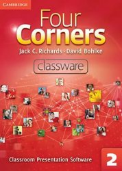 Four Corners 2: Classware DVD-ROM - Jack C. Richards