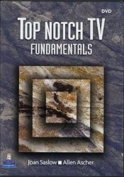Top Notch Fundamentals TV (DVD) with Activity Worksheets