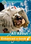 Oxford Read and Discover Level 6: All About Space OLB eBook