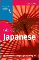 Take Off in Japanese Second Edition Pack (book and 4 Cds)