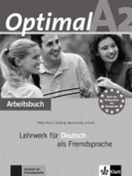 Optimal A2 – Arbeitsbuch + CD - neuveden