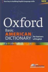Oxford Basic American Dictionary for Learners of English + CD-ROM Pack