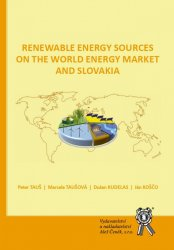 Renewable Energy Sources on the World Energy Market and Slovakia