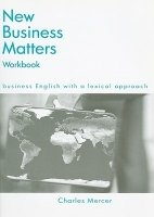 NEW BUSINESS MATTERS WORKBOOK