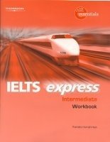 IELTS EXPRESS INTERMEDIATE WORKBOOK + CD Pack