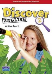 Discover English 2 ActiveTeach - Ingrid Freebairn