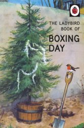 The Ladybird Book Of Boxing Day - Jason Hazeley