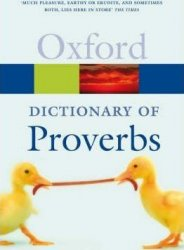 OXFORD DICTIONARY OF PROVERBS 5th Edition (Oxford Paperback Reference)