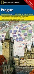 Prague Map and Guide