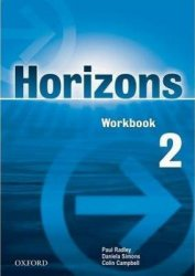 HORIZONS 2 WORKBOOK (International English Edition)