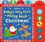 NOISY BOOK CHRISTMAS (BABY VERY FIRST)