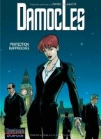 BD, Damocles: Protection Rapprochée (Tome 1)