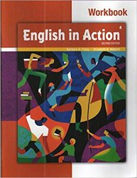 ENGLISH IN ACTION Second Edition 4 WORKBOOK + AUDIO CD