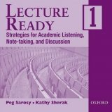 LECTURE READY 1 CLASS AUDIO CDs /2/
