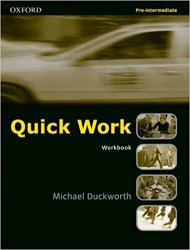 QUICK WORK PRE-INTERMEDIATE WORKBOOK