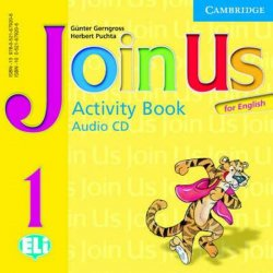 Join Us for English 1 Activity Book Audio CD - Günter Gerngross
