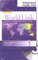WORLD LINK Second Edition 1 CLASSROOM AUDIO CD