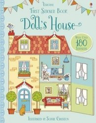 First Sticker Book Doll´s House