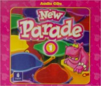 New Parade, Level 1 Audio CD
