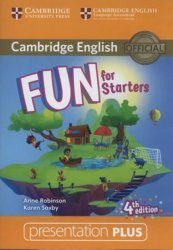 Fun for Starters 4th Edition: Presentation Plus DVD-Rom - Anne Robinson