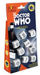 Rory´s Story Cubes: Doctor Who/Příběhy z kostek - Rorry O´Connor