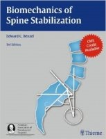 Biomechanics of Spine Stabilization, 3th Rev.ed.
