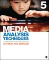 Media Analysis Techniques, 5th ed.