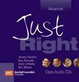 JUST RIGHT ADVANCED CLASS AUDIO CDs /2/