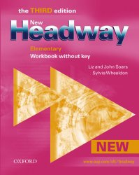 New Headway Elementary Workbook Without Key (3rd) - John Soars