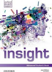 Insight Advanced Student´s Book - Jayne Wildman