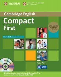 Cambridge English Compact First Self-study Pack - May , Peter
