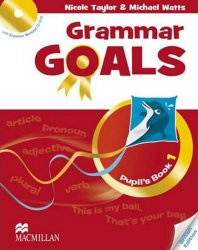Grammar Goals 1: Student´s Book Pack - Nicole Taylor