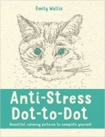 Anti-Stress Dot-to-Dot (Colouring Book)