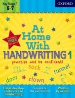 AT HOME WITH HANDWRITING 1 (Age 5-7)