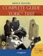 COMPLETE GUIDE TO THE TOEIC 3rd Edition SELF STUDY BOOK - BUNDLE Ed.
