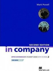 In Company Upper Intermediate 2nd Ed.: Student´s Book + CD-ROM Pack - Simon Clarke
