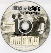 Ideas and Issues Pre-Intermediate – CD