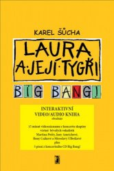 Laura a její tygři - Big Bang! (video/audio kniha) [E-kniha]
