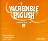 INCREDIBLE ENGLISH 4 CLASS AUDIO CDs /3/