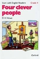 START WITH ENGLISH READERS 4 FOUR CLEVER PEOPLE