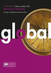 Global Revised Advanced - Class Audio CD (3)