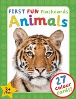 First Fun Flashcards Animals